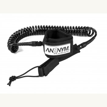 LEASH ANONYM COIL 10'