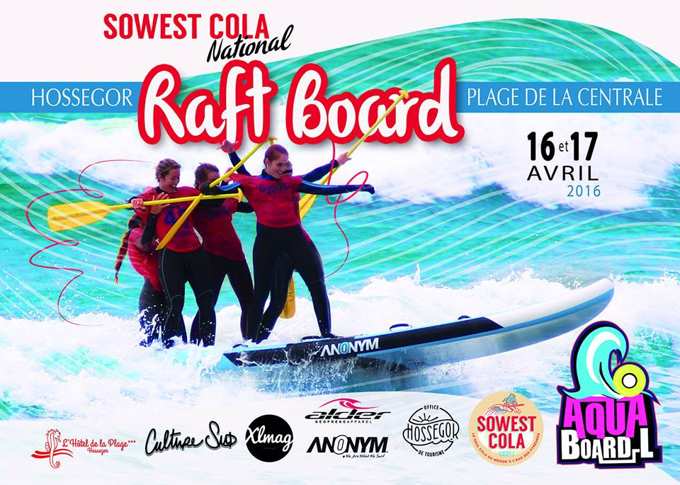 Sowest National Raftboard