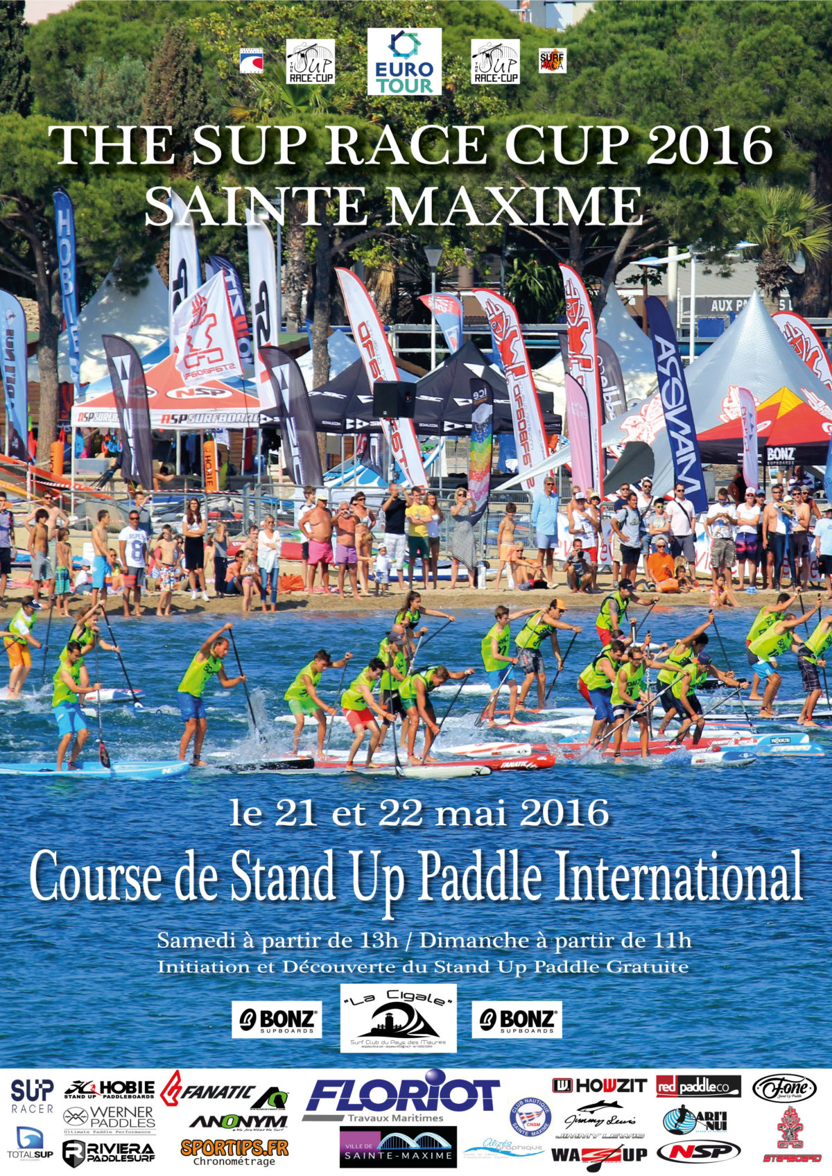 The SUP Race Cup