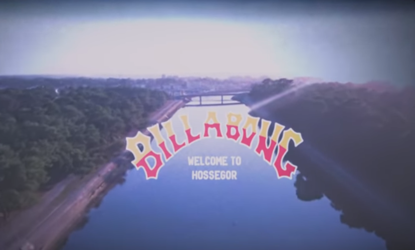 "Vidéo ""Welcome to Hossegor"" BILLABONG"